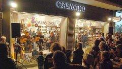 Acoustic Trio 3000 - Цветан Недялков, Иван Лечев и Веселин Койчев представиха албума си на живо по необичаен начин - на витрината на винен магазин