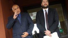 """Борисов заяви, че Христо Иванов """"сам си прави стола нестабилен, като всеки ден влиза във войни"""""""