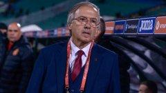 Дерменджиев обяви повиквателните за предстоящите мачове
