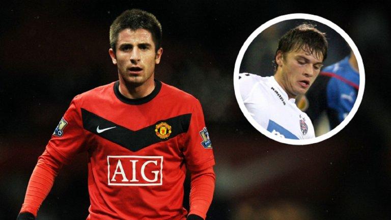 """Двама сърби трябваше да бъдат бъдещето на Юнайтед. Единият се провали, а другият дори не стигна до """"Олд Трафорд"""""""
