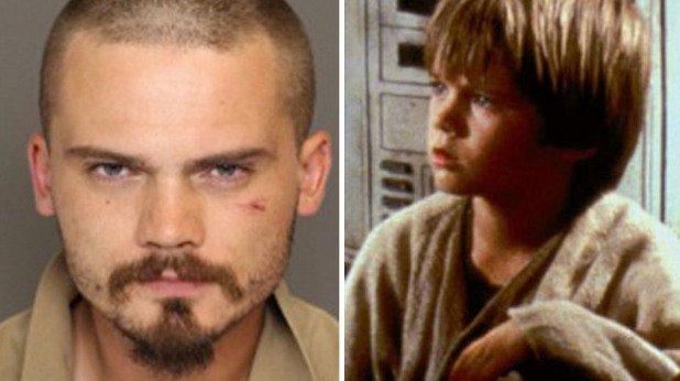 """Джейк Лойд нашумя с ролята на малкия Анакин Скайуокър от първия епизод на """"Междузвездни войни"""""""