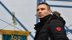 Виталий Кличко е кандидат-кмет на Киев за трети път