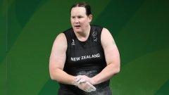 Лоръл Хъбърд е в центъра на дебата относно мястото на транссексуалните спортисти в съвременния спорт