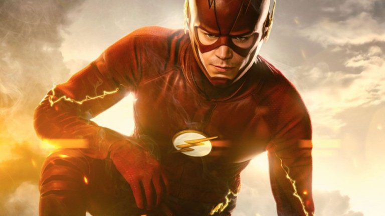 """10. """"Светкавицата"""" (The Flash) (миналата година: седмо място)"""