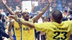 Макаби стана шампион на Европа за шести път в историята си