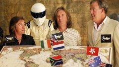 Хамънд, Мей и Кларксън - емблематичните лица на Top Gear - носят милиони лири печалба на BBC