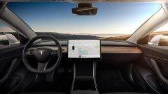 Tesla няма проблем с намирането на клиенти, а в това, че не може да ги осблужи достатъчно бързо.  Минималистичният дизайн на Model S e предизвикан до голяма степен от необходимостта да може да се произвежда по-лесно.