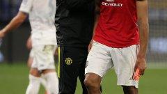 Още лоши новини за Юнайтед: Голям спонсор се отдръпва заради слабите резултати