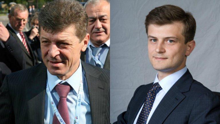 """Алексей Козак - син на вицепремиера Дмитрий Козак   34-годишният Козак е собственик на руския клон нa компанията за недвижими имоти Zueblin Immobilien. От 2009 до 2014 г. работи във """"ВТБ Капитал"""", където се занимава с преките инвестиции и с финансиране на проекти в сферата на имотите."""