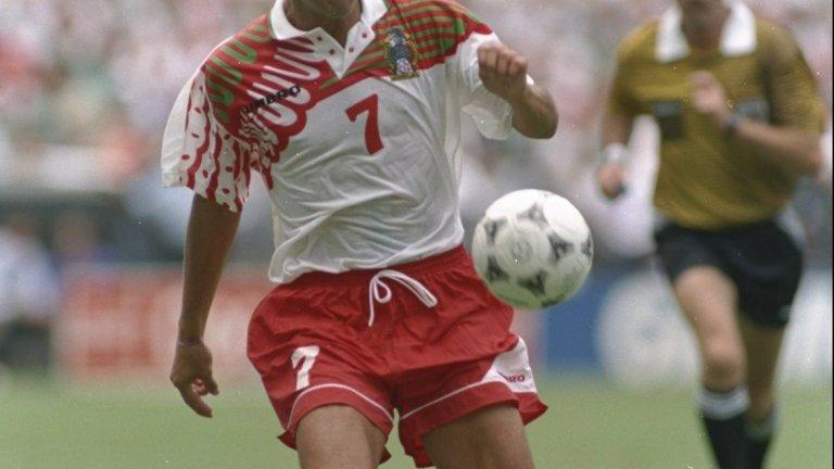 6. Мексико - резервен екип (1994)  Мексиканците по традиция отпадат на осминафинала, а на първенството в САЩ ги отстрани България след изпълнение на дузпи. В груповата фаза Мексико показа своя странен резервен екип с безмилостна за очите комбинация между червено и зелено в горната част.