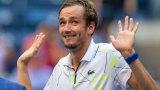 Данийл Медведев стои между Григор Димитров и първия му финал на турнир от Големия шлем