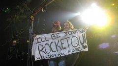 """Пропаднякът Аксел Роуз закъсня с Guns'n'Roses 45 минути и когато излезе на сцената, дори не каза: """"Добър вечер, Нови Сад!"""". Никакъв контакт с публиката..."""