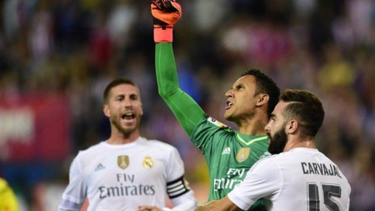 Навас остави големи постижения в Мадрид, където беше неизменен победител в Шампионската лига