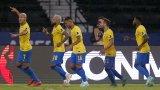 Безпогрешна Бразилия продължава да мачка на Копа Америка (видео)
