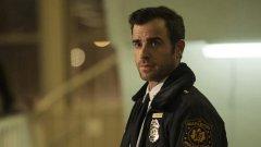 Джъстин Теру като полицейски шеф в The Leftovers