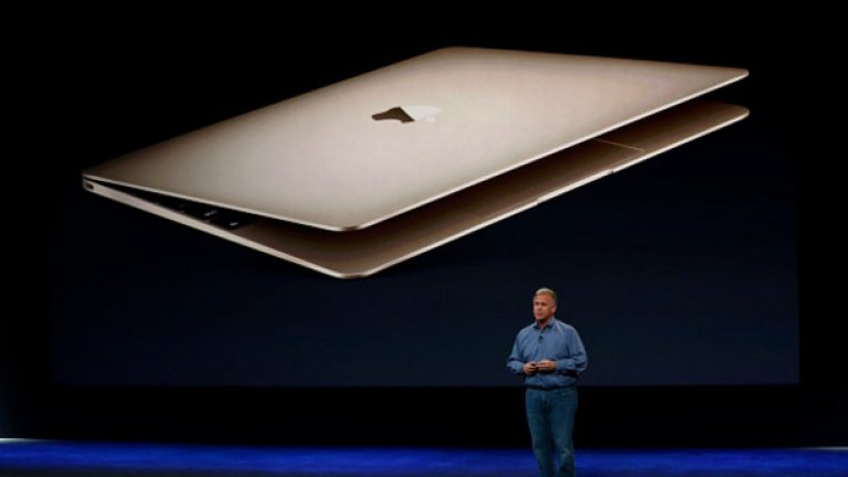 Почти невъзможно е да не бъдете съблазнени от красотата на този MacBook, поразителния му екран и перфектен тракпад. Не се поддавайте обаче