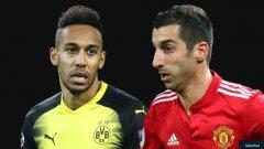 Обамеянг и Мкхитарян са на път да се съберат отново, но този път в Арсенал...