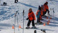 Вместо близо до дома си - на Витоша, децата на София ще се учат да карат ски тази зима на други зимни курорти