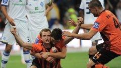 Защитникът Олександър Кучер бе герой на мача с двата си гола