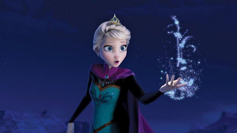 """""""Замръзналото кралство"""" (2013)   """"Замръзналото кралство"""" се прие като нещо истински новаторско, а """"Let it Go"""" беше запята по целия свят на най-различни езици. Дори и от онези, които не го искаха. Захаросаната балада за това как да обичаш истинския себе си се оказа революционна и обожавана от децата и осигури световния успех на анимацията на Disney."""