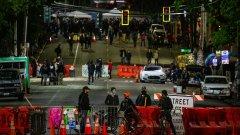 Властите в Сиатъл гонят протестиращите след убийства и ръст на насилието