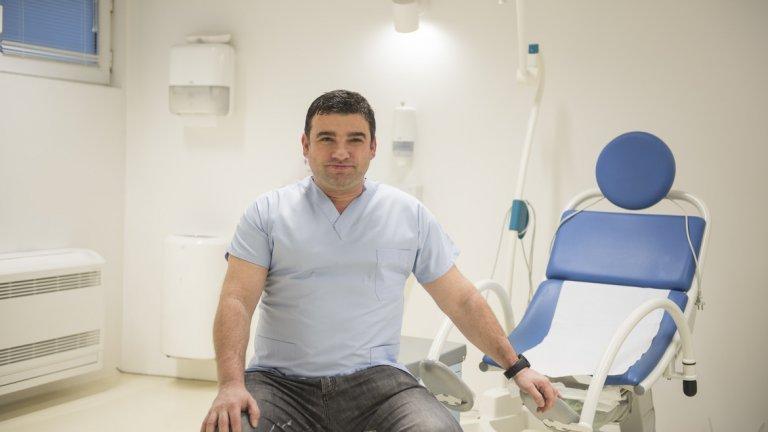 Да окуражаваш пациентите в най-трудните им мигове