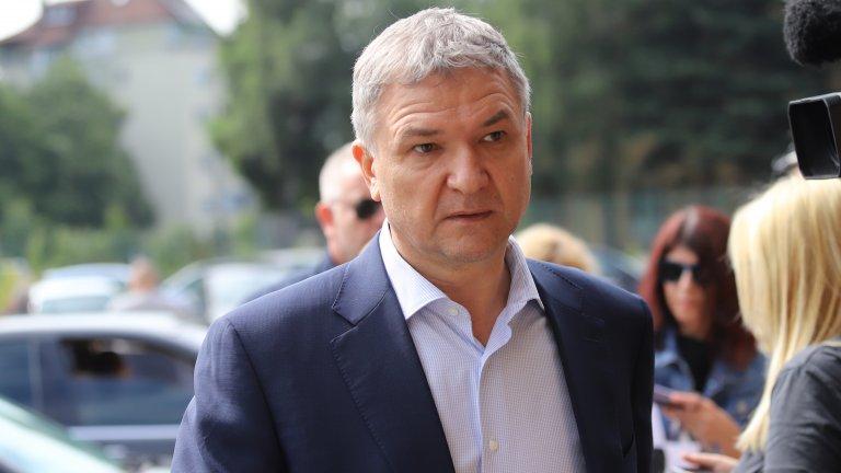 Разговори между Бобоков (на снимката) и Узунов бяха намерени в телефона на бизнесмена.