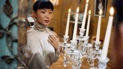 Джин се е родила в Китай и там се е преродила като жена