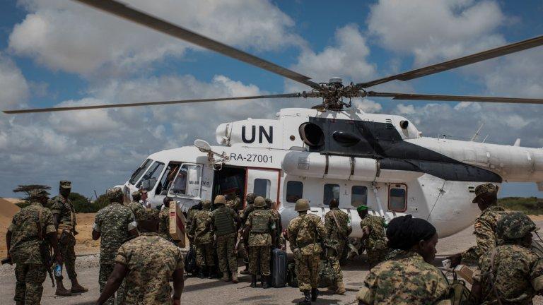 Средства на ООН попадат в ръцете на африкански терористи