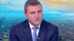 Владислав Горанов: Реалистично е България да приеме еврото на 1 януари 2023 г.