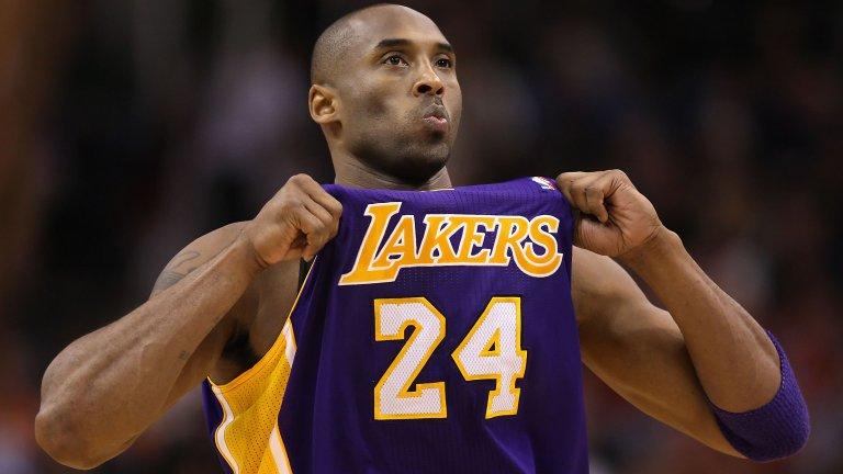 """Година след смъртта му НБА все още тъжи за Кобе: """"Той беше Майкъл Джордан на нашето поколение"""""""