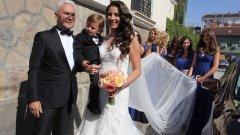 Деница казва, че сватбата е организирана за по-малко от месец