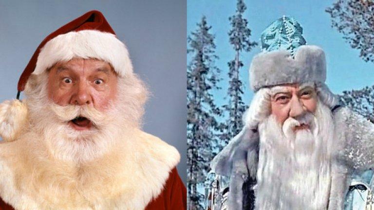 Дядо Коледа или Дядо Мраз?