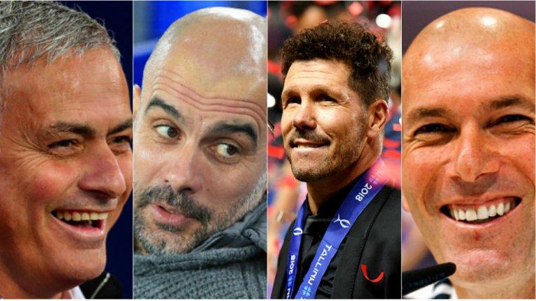 Вижте Топ 20 на най-скъпоплатените треньори в света в момента. Някои имена ще ви изненадат...