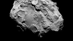 """""""Фила"""" е първият изследователски апарат, достигнал до повърхността на комета, в историята на изучаването на космическото пространство."""