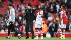Пропадането на Арсенал трябва да спре. Ако продължи, Артета трябва да си ходи