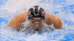 Фелпс е рекордьор в историята на Олимпийските игри с 23 титли и общо 28 медала.