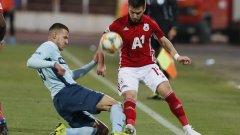 ЦСКА приключи годината с безпощаден разгром над Дунав