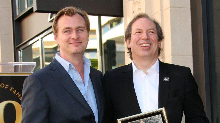 """И защо композиторът (вдясно) избра """"Дюн"""" на Дени Вилньов пред """"Тенет"""" на своя добър приятел..."""