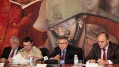 Правителството не е обсъждало включване на български въоръжени сили в коалицията на САЩ