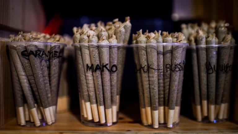 Уругвайското правителство ще продава тревата по $1 за грам - цена, замислена да подбива тази на черния пазар