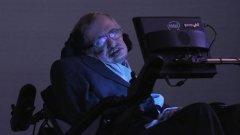 Стивън Хокинг е най-великият жив физик