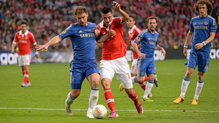Бранислав Иванович (Челси и Сърбия) Иванович е единият от двамата футболисти на Сърбия, които играха във всички квалификационни мачове. Тимът обаче игра слабо и изпусна да се класира на плейофите, изпреварен от Хърватия.