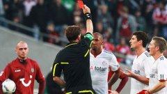 Червеният картон на Боатенг повлия на крайния изход на мача