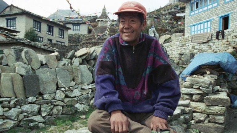 Легенда или измамник? Как Анг Рита-Шерпа изкачи Еверест 10 пъти без кислород