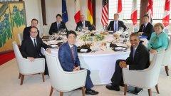 Най-развитите държави поискаха изпълнение на Минските споразумения