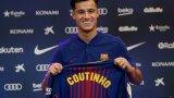 """""""Коутиньо никога не трябваше да напуска Барселона"""""""