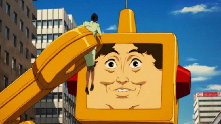 """Paprika 2006  Във филма: Години преди """"Генезис"""" на Кристофър Нолан вече съществуваше анимацията """"Паприка"""". В нея имаше машина, която ви позволява достъп до сънищата на друг човек.  В реалността: Още през 2011 г. учените от Бъркли Шинджи Нишимото и Джак Галант ни приближиха с една стъпка до възможността да проникнем в чуждите сънища. Те успяха чрез функционална магнитно-резонансна томография да измерят мозъчната активност по време на гледане на филм и да я пресъздадат във видео. А през 2013 г. изследователи от Киото, чрез алгоритъм и магнитен резонанс, успяха да разгадаят образи от сънища с 60% точност."""