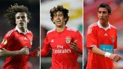 Бенфика продаде цял суперотбор от футболисти в последното десетилетие, от които изкара почти 1 милиард евро