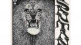 Santana - SantanaГодина: 1969Албумът, с който  латинската рок група Сантана прави своята първа крачка към световната музикална сцена, има също толкова любопитна обложка, колкото са и импровизираните инструментали вътре. На пръв поглед това е графика на лъв, но ако се вгледате в него внимателно, ще видите, че в чертите му са вградени девет лица, а гривата на долната челюст на животното всъщност е пола от палмови влакна, характерна за коренните жители на Хавай. С тях именно жените изпълнявали омайния танц хула.